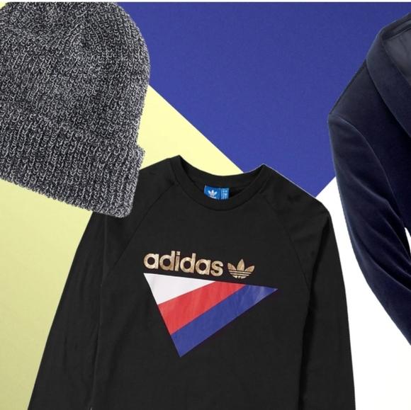 MORE BLACK BEANIE HATS COMING... Adidas Beanie